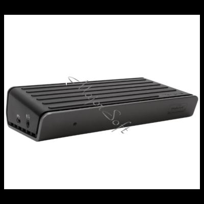 TARGUS Dokkoló DOCK180EUZ, Universal USB-C DV4K Dock with Power