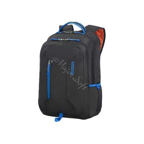 "AMERICAN TOURISTER Notebook hátizsák 78828-2642, UG4 LAPT. BACKPACK 15.6"" (BLACK/BLUE) -URBAN GROOVE"