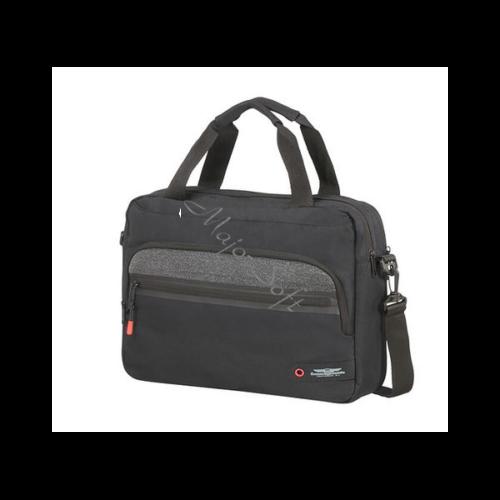 "AMERICAN TOURISTER Notebook táska 125112-1041, LAPTOP BAG 15.6"" (BLACK) -CITY AIM"