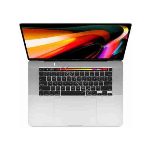 "APPLE MacBook Pro 16"" Touch Bar/6-core i7 2.6GHz/16GB/512GB SSD/Radeon Pro 5300M w 4GB - Silver - HUN KB"