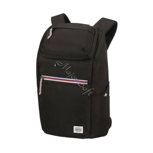 "AMERICAN TOURISTER Notebook hátizsák 129579-1041 UPBEAT LAPT.BP 15.6"" ZIP BLACK"
