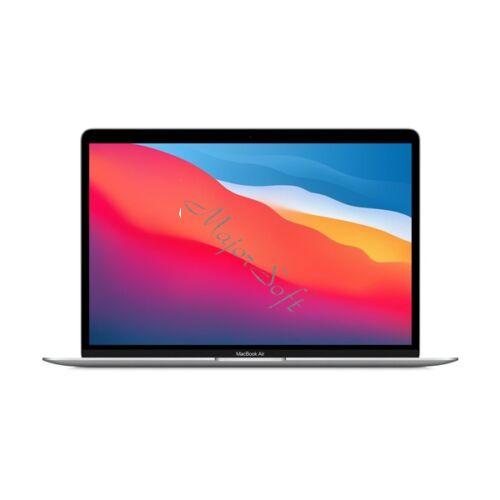 "Apple Macbook Air 13.3"" M1 8C CPU/7C GPU/8GB/256GB - Silver - HUN KB (2020)"