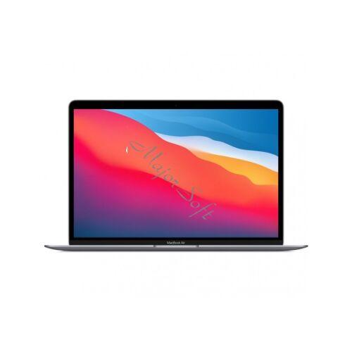 """Apple Macbook Air 13.3"""" M1 CTO 8C CPU/8C GPU/16GB/512GB - Space grey - HUN KB (2020)"""