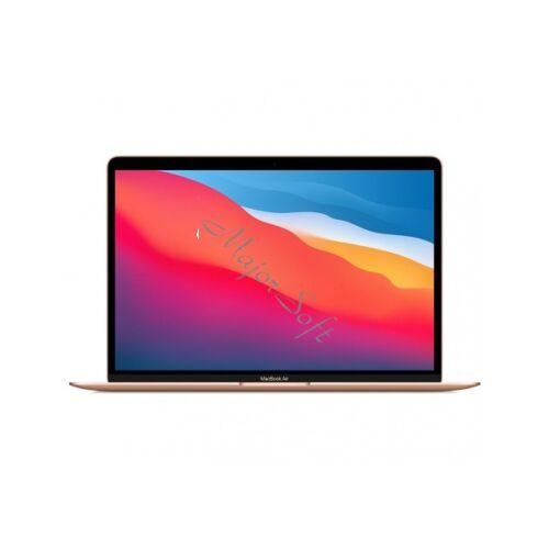 """Apple Macbook Air 13.3"""" M1 CTO 8C CPU/8C GPU/16GB/512GB - Gold- HUN KB (2020)"""