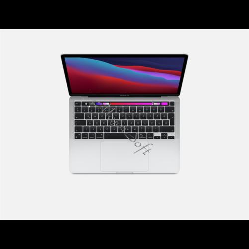 "Apple Macbook Pro 13.3"" M1 CTO 8C CPU/8C GPU/16GB/512GB - Silver - HUN KB (2020)"