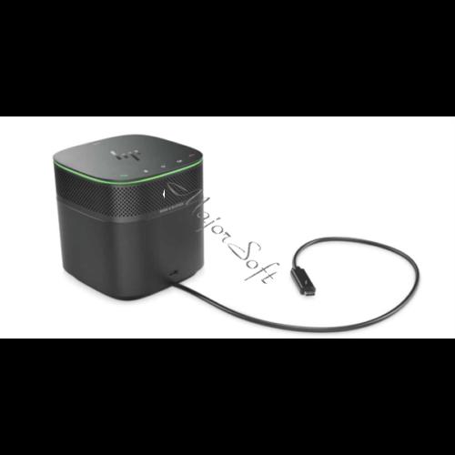 HP Thunderbolt Dock 120W G2, audio