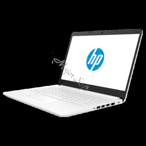 "HP 14-dk1006nh, 14"" FHD AG IPS, AMD Ryzen3 3250U, 4GB, 256GB SSD, Win 10, fehér"