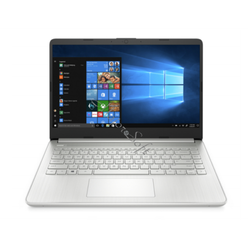 "HP 14s-dq2005nh, 14"" FHD AG IPS, Core i5-1135G7, 8GB, 256GB SSD, ezüst"