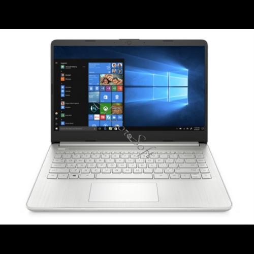 "HP 14s-dq2009nh, 14"" FHD AG IPS, Core i3-1115G4, 4GB, 256GB SSD, Win 10, ezüst"