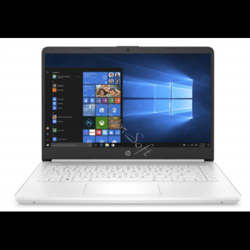 "HP 14s-dq2012nh, 14"" FHD AG IPS, Core i3-1115G4, 4GB, 256GB SSD, fehér"