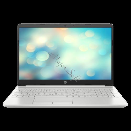 """HP 15-dw2001nh, 15.6"""" FHD AG SVA, Core i5-1035G1, 8GB, 256GB SSD, Nvidia GF MX130 2GB, ezüst"""