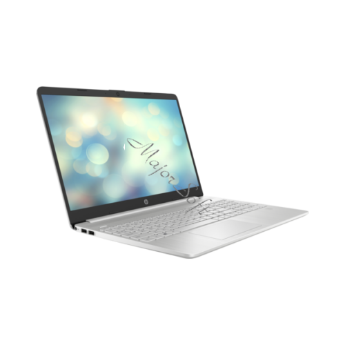 "HP 15s-eq1005nh, 15.6"" FHD AG, AMD Ryzen5 4500U, 8GB, 512GB SSD, ezüst"
