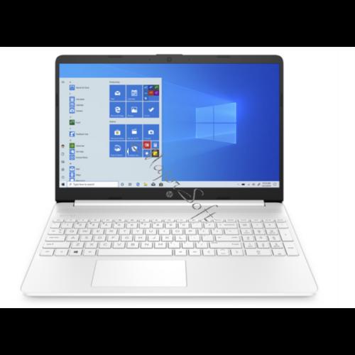 "HP 15s-eq1038nh, 15.6"" FHD AG IPS, Ryzen5 4500U, 8GB, 256GB SSD, Win 10, fehér"