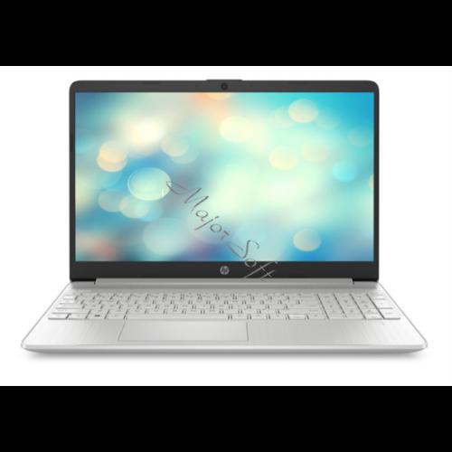 "HP 15s-fq1024nh, 15.6"" FHD AG, Core i3-1005G1, 4GB, 256GB SSD, ezüst"