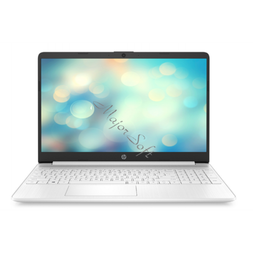 "HP 15s-fq1026nh, 15.6"" FHD AG, Core i3-1005G1, 4GB, 256GB SSD, fehér"