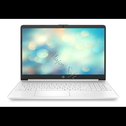 "HP 15s-fq1030nh, 15.6"" FHD AG SVA, Core i3-1005G1, 8GB, 256GB SSD, fehér"