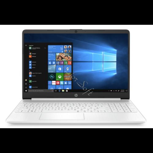 "HP 15s-fq2030nh, 15.6"" FHD AG IPS, Core i3-1125G4, 8GB, 256GB SSD, fehér"