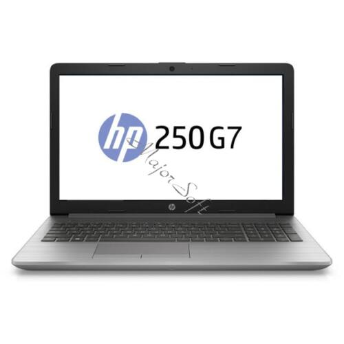 "HP 250 G7, 15.6"" FHD AG,  Core i5-1035G1 1GHz, 8GB, 256GB SSD, Win 10 Prof. ezüst"