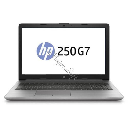 """HP 250 G7 15.6"""" FHD AG, Core i5-1035G1 1GHz, 8GB, 512GB SSD, ezüst"""