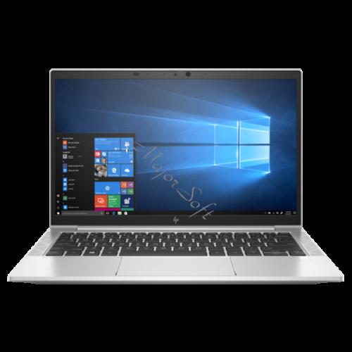 "HP EliteBook 830 G7, 13.3"" FHD AG, Core i5-10210U 1.6GHz, 8GB, 256GB SSD, Win 10 Prof."
