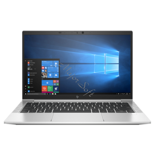 "HP EliteBook 830 G7, 13.3"" FHD AG, Core i7-10510U 1.8GHz, 16GB, 512GB SSD, Win 10 Prof."