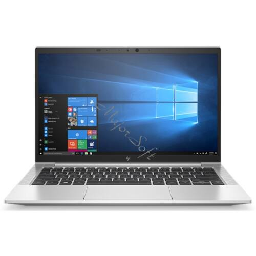 "HP EliteBook 855 G7 15.6"" FHD AG 400cd, Ryzen5 PRO 4500U 2.3GHz, 8GB, 512GB SSD, Win 10 Prof."