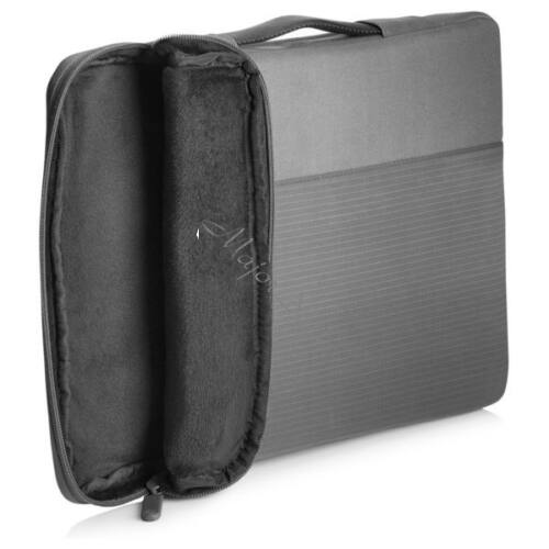 "HP Sleeve Crosshatch Carry 15.6"", szürke"