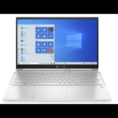 """HP Pavilion 15-eg0006nh, 15.6"""" FHD AG IPS 300cd, Core i7-1165G7, 16GB, 512GB SSD, Win 10, fehér"""