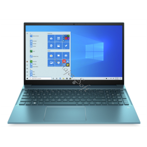 "HP Pavilion 15-eg0012nh, 15.6"" FHD AG IPS 300cd, Core i5-1135G7, 8GB, 256GB SSD, Win 10, zöld"