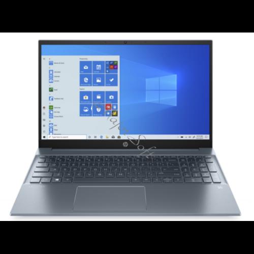 "HP Pavilion 15-eh0005nh, 15.6"" FHD AG SVA, Ryzen3 4300U, 4GB, 256GB SSD, Win 10, kék"