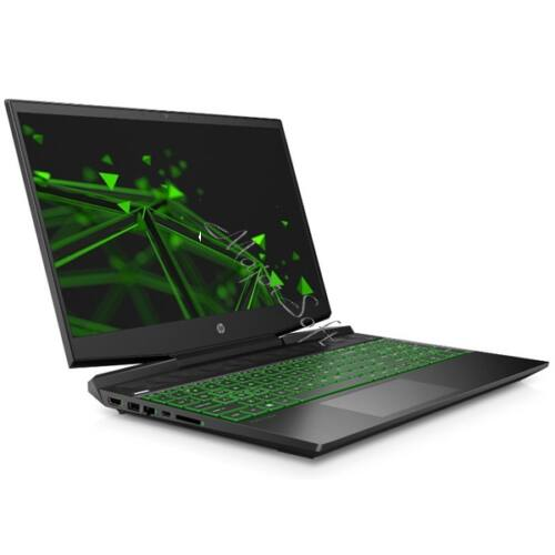 "HP Pavilion Gaming 15-ec1004nh, 15.6"" FHD AG IPS, Ryzen5 4600H, 8GB, 512GB SSD, GF GTX 1650Ti 4GB, Win 10, Shadow Black"