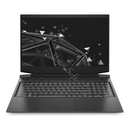 "HP Pavilion Gaming 16-a0015nh, 16.1"" FHD AG IPS, Core i7-10750H, 16GB, 512GB SSD, GF GTX 1660Ti MaxQ 6GB, Black/White"