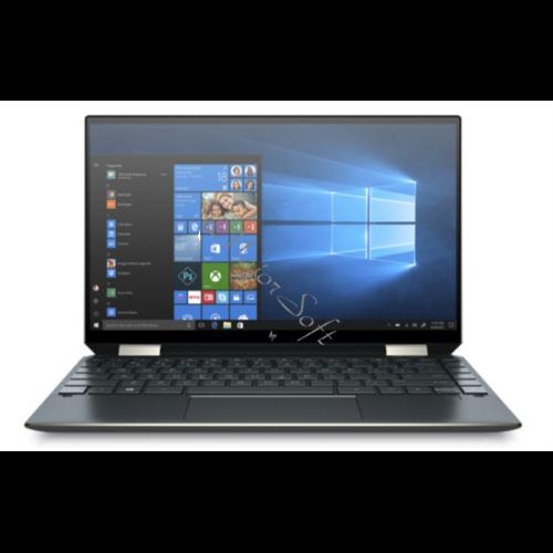 "HP Spectre x360 13-aw2000nh, 13.3"" FHD OLED BV UWVA Touch 400cd, Core i7-1165G7, 16GB, 512GB SSD, Win 10, kék"