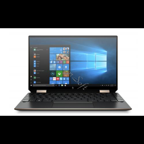 "HP Spectre x360 13-aw2001nh, 13.3"" FHD OLED BV UWVA 400cd, Core i7-1165G7, 16GB, 512GB SSD, Win 10, fekete"