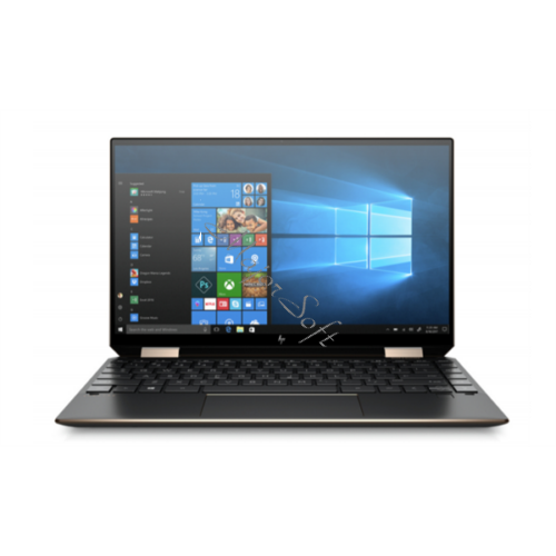 "HP Spectre x360 13-aw2004nh, 13.3"" FHD BV IPS 400cd, Core i7-1165G7, 16GB, 512GB SSD, Win 10, fekete"