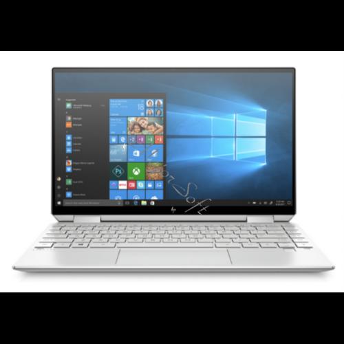"""HP Spectre x360 13-aw2008nh, 13.3"""" FHD OLED BV UWVA 400cd, Core i5-1135G7, 8GB, 512GB SSD, Win 10, ezüst"""