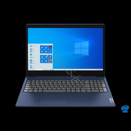 "LENOVO IdeaPad 3-15IIL05, 15.6"" FHD, Intel Core i3-1005G1, 8GB, 256GB SSD, Intel UHD Graphics, Win10H-S, Blue"