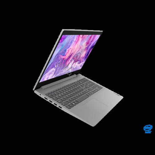 "LENOVO IdeaPad 3-15IIL05, 15.6"" FHD, Intel Core i3-1005G1, 8GB, 512GB SSD, Intel UHD Graphics, NO OS, Platinum Grey"