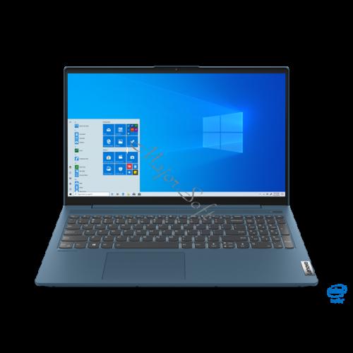 """LENOVO IdeaPad 5-15IIL05, 15.6"""" FHD, Intel Core i3-1005G1, 8GB, 256GB SSD, Intel UHD Graphics, Win10H-S, Light Teal Blue"""