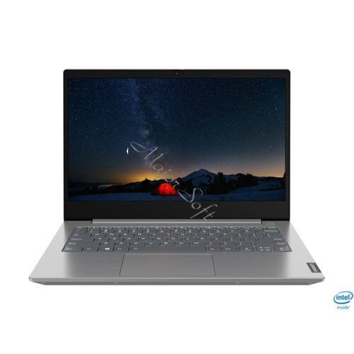 """LENOVO ThinkBook 14, 14"""" FHD, Intel Core i5-10210U (4C, 4.20GHz), 16GB, 512GB SSD, Win10 Pro, Mineral Grey"""