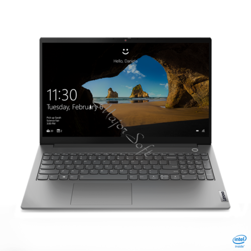 "LENOVO ThinkBook 15-2 ITL, 15,6"" FHD, Intel Core i5-1135G7 (4C, 2.4GHz), 8GB, 256GB SSD, Win10H, Mineral Grey"
