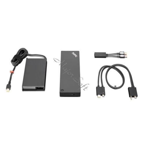 LENOVO ThinkPad Dock - Thunderbolt 3 WorkStation Gen2 230W