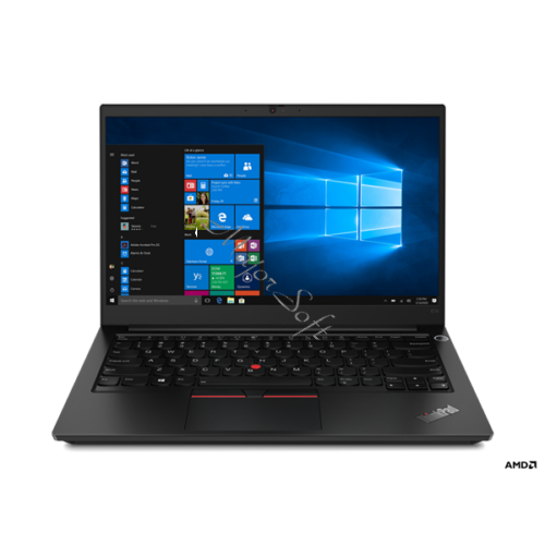"""LENOVO ThinkPad E14 Gen 2, 14.0"""" FHD, AMD Ryzen 5 4500U (6C, 4.0GHz), 8GB, 256GB SSD, NoOS, Black"""