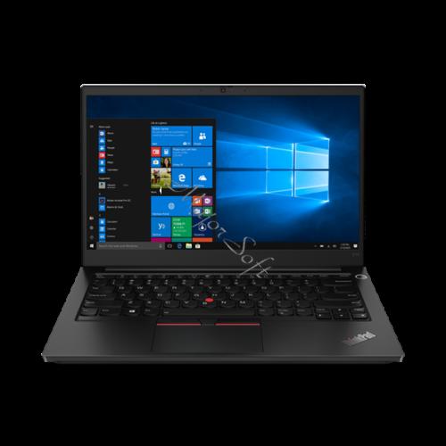 """LENOVO ThinkPad E14 G2-ITU T, 14.0"""" FHD, Intel Core i5-1135G7 (4C), 8GB, 256GB SSD, NoOS, Black."""