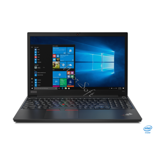 "LENOVO ThinkPad E15, 15.6"" FHD, Intel Core i7-10510U (4C, 4,9GHz), 16GB, 1TB SSD, AMD Radeon RX 640, Win10 Pro, Black."