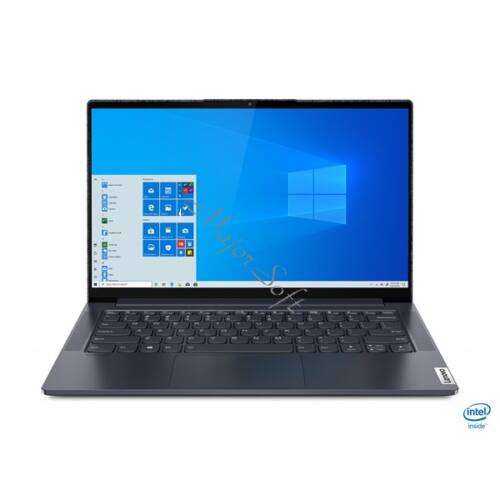 "LENOVO Yoga Slim 7 14ITL05, 14.0"" FHD, Intel Core i7-1165G7, 16GB, 512GB SSD, Win10, Slate Grey"