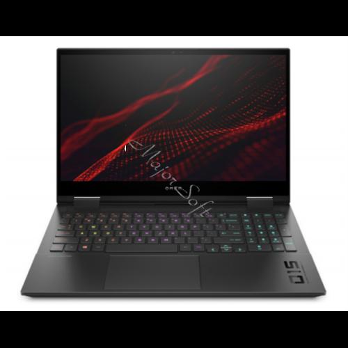 """OMEN by HP 15-ek0013nh, 15.6"""" FHD AG IPS 300Hz, Core i7-10750H, 32GB, 1TB SSD, Nvidia GF RTX 2070 MaxQ 8GB, Shadow Black"""