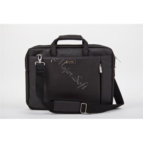 "PLATINET New York Collection 15,6"" Laptop táska, fekete"