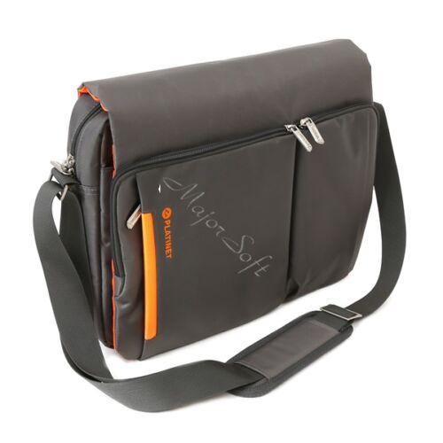 "PLATINET messenger laptop táska, Chester Collection, 15,6"""