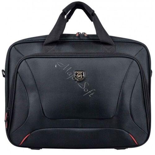 "Port Designs notebook táska, Courchevel TL, 15,6"" - fekete"